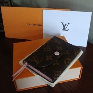 Louis Vuitton Rosalie Coin Purse